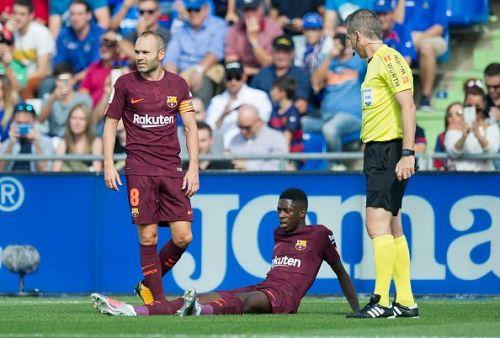 Getafe v Barcelona - La Liga