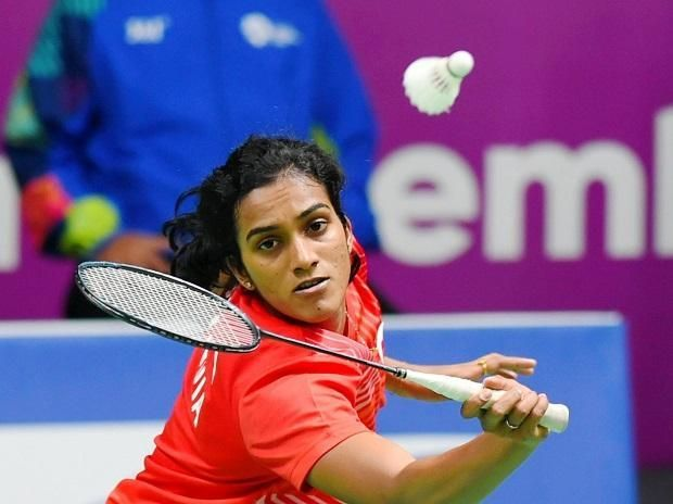 World number 3, PV Sindhu becomes first Indian women to progress to the Asian Games finals.