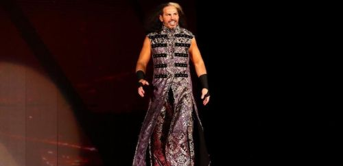 Matt Hardy will reportedly undergo rehab treatment