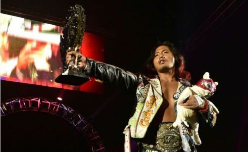 Hiromu Takahashi suffered a devastating neck injury earlier this year
