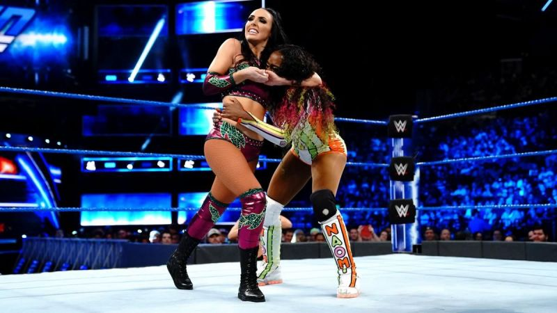 page 3 wwe smackdown live results august 21st 2018 latest
