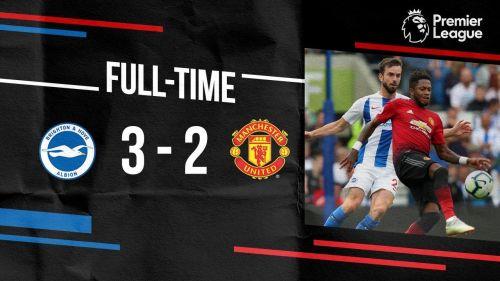 United lost