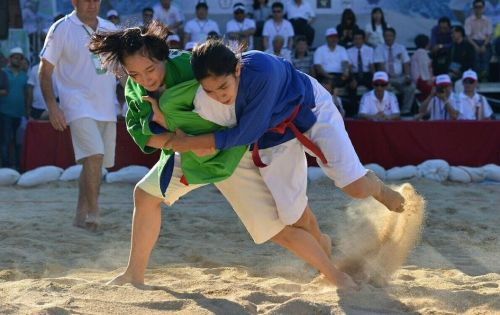 Kurash is an ancient sport which finds its roots in Uzbekistan