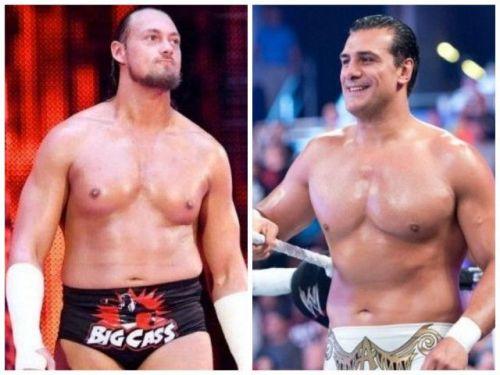 Big Cass and Alberto Del Rio