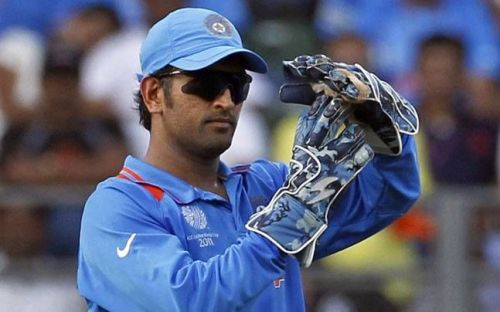 Dhoni Review System at work