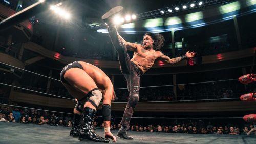 Martinez is WWE bound