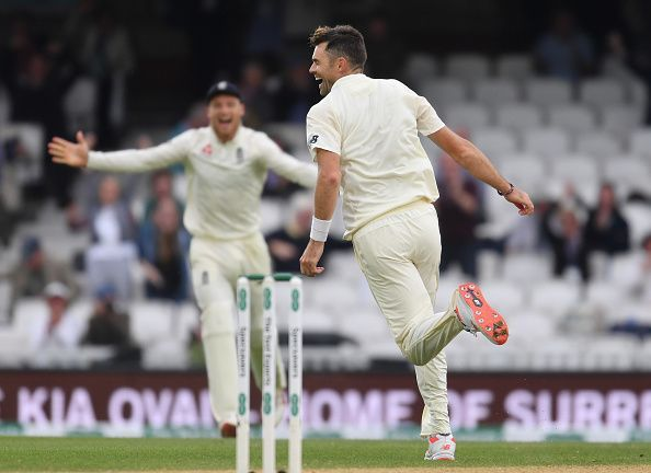 England v India: Specsavers 5th Test - Day Five