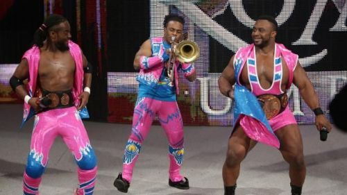 New DayNew Day vs. The Young Bucks and other dream matches may be on the horizon.
