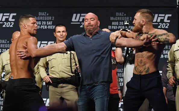 UFC 202 - Weigh-in