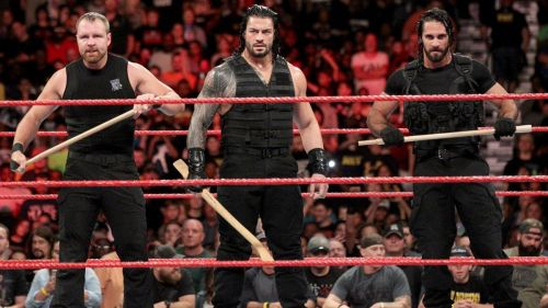 The Shield were the highlight of Raw once again