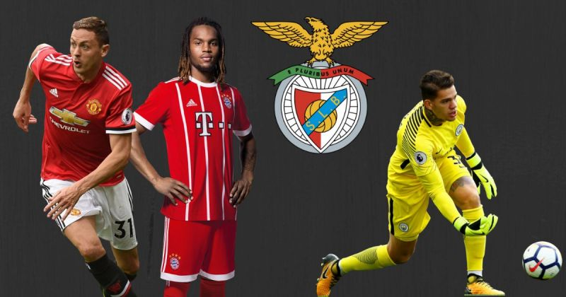 2a4b1849f Former Benfica players currently represent some of Europe s biggest clubs