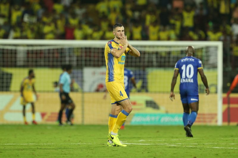 Lakic-Pesic has returned to India for a second spell with Kerala Blasters (Photo: ISL)