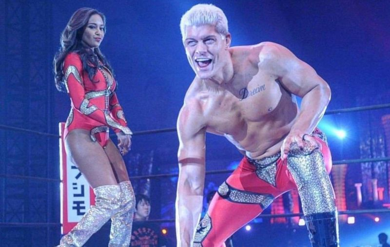 Cody Rhodes is a rebel to the core