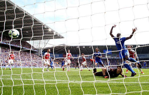 Cardiff City v Arsenal FC - Premier League