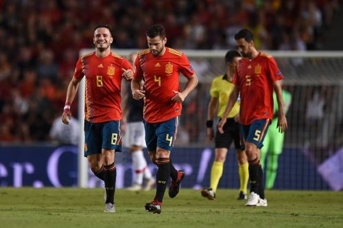 Spain v Croatia - UEFA Nations League A
