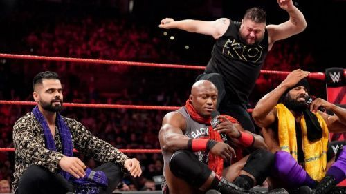 Kevin Owens attacked Tyler Breeze before their match started