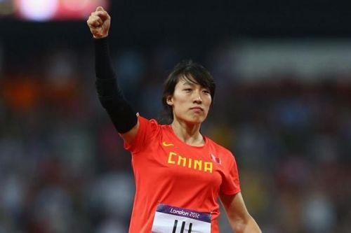 China's Huihui Liu