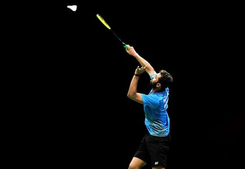 Badminton - Commonwealth Games Day 10