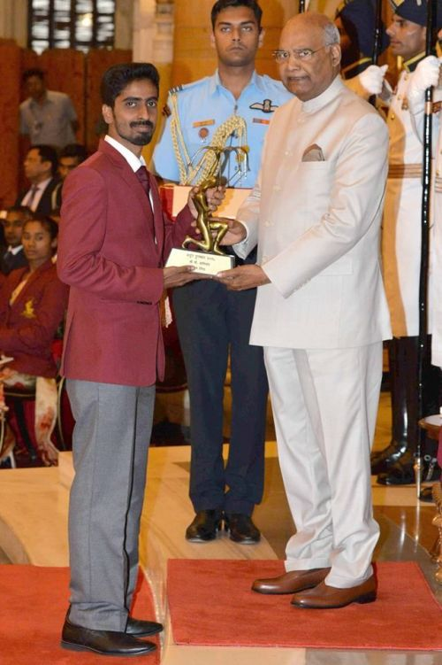 The charismatic Sathiyan has many medals to his name in recent times