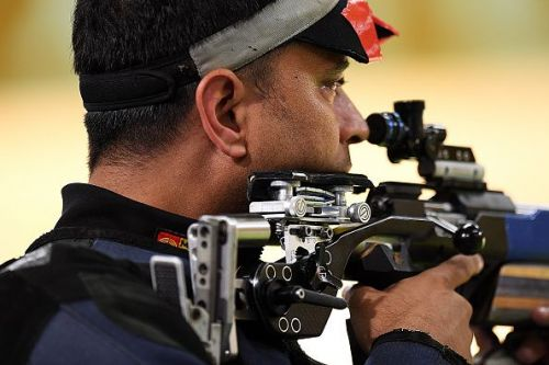 Shooting - Commonwealth Games Day 10