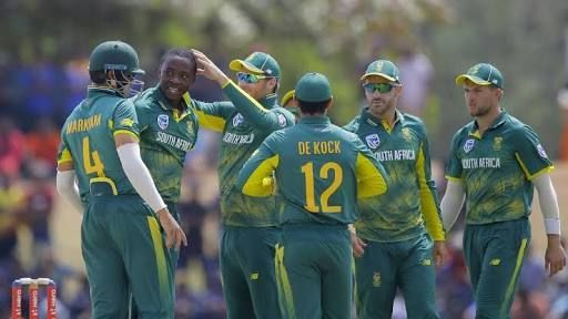 South Africa will be looking to kick Start ODI series on a winning note against Zimbabwe