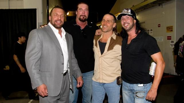 Shawn Michaels is Bible study instructor