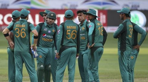 Pakistan are off to a disastrous start
