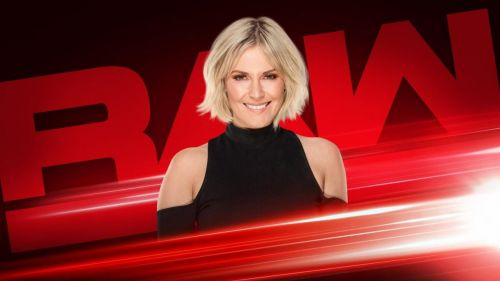 Renee Young joined the Raw Broadcast team on Monday!