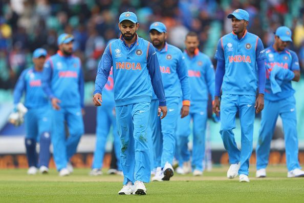 India v Sri Lanka - ICC Champions Trophy