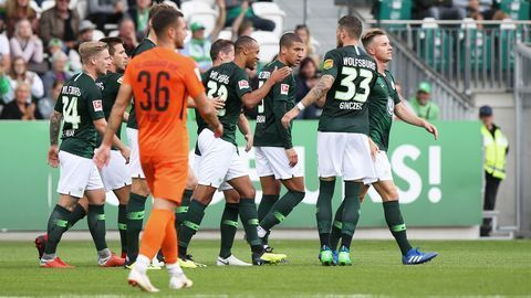Wolfsburg have started the Bundesliga season with two wins in as many games