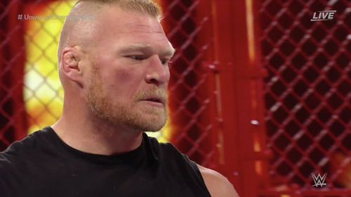 Brock Lesnar Hell in a Cell