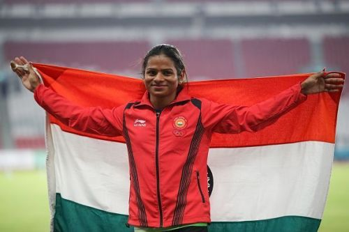 Dutee Chand overcame the controversies to win two silver medals