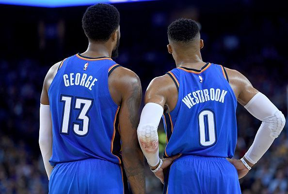 b7f5d6774 2018-19 NBA Season Preview  Oklahoma City Thunder