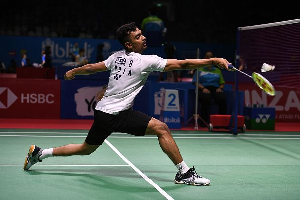 Blibli Indonesia Open - Day 1
