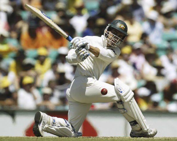 4th Test Australia v India Day Three