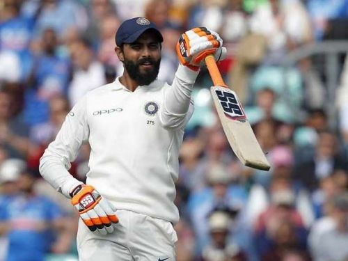Jadeja is the number three player in ICC Test rankings for both bowling and all-rounders.