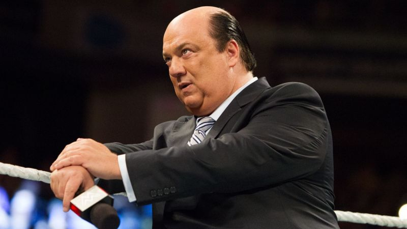 Image result for wwe paul heyman