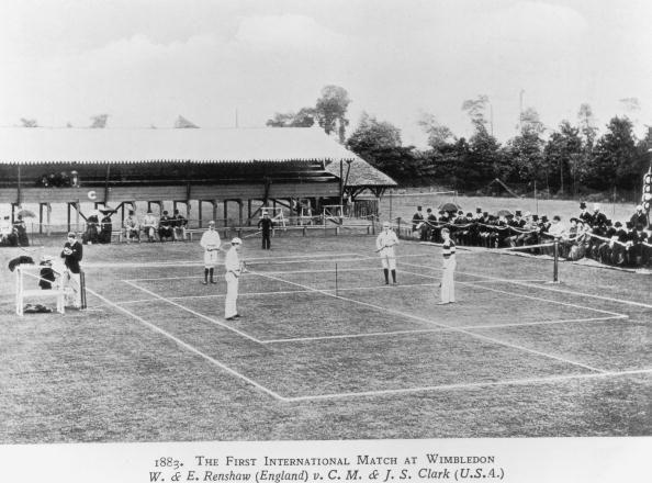 Wimbledon 1883