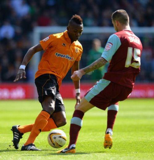 Wolverhampton Wanderers v Burnley - npower Championship