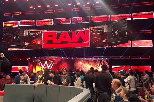 Guess who could be coming to RAW again?