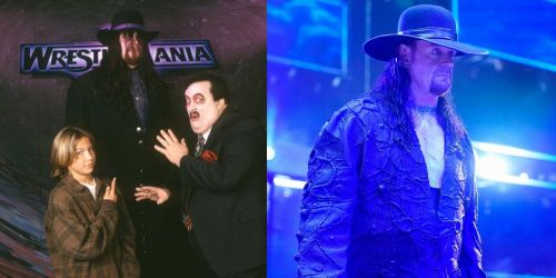 The Undertaker's apparent 'son' gave Bruce Prichard a ride in an Uber