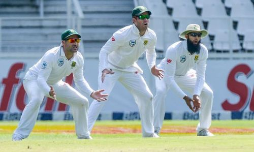 4th Sunfoil Test: South Africa v Australia, Day 5