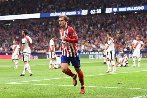 Club Atletico de Madrid v Rayo Vallecano de Madrid - La Liga