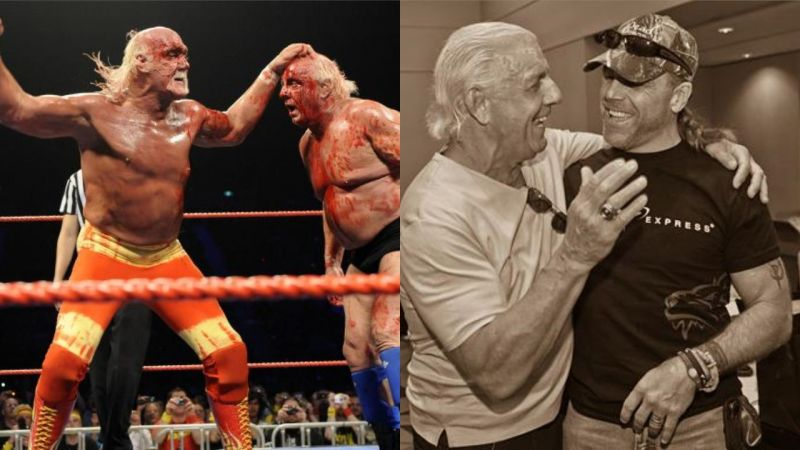 3 wrestlers ric flair is good friends with and 2 he probably doesn t