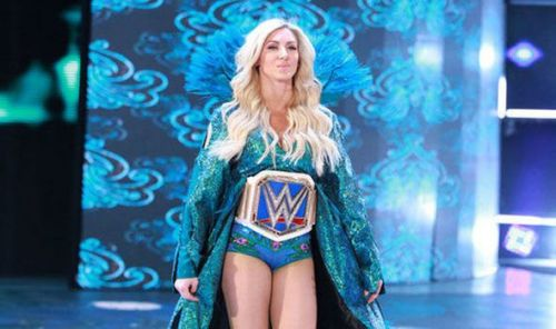 Could Charlotte Flair retain her title at Hell in a Cell?