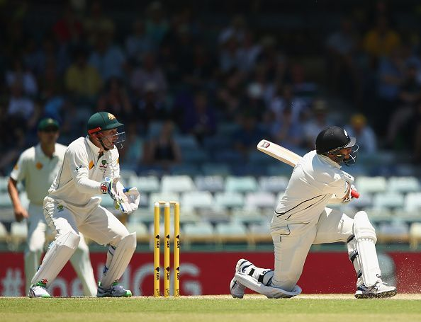 Australia v New Zealand - 2nd Test: Day 4