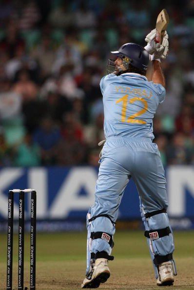 England v India - Twenty20 Super Eights