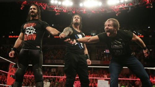 (Image Courtesy: WWE.com) The Shield reunited on Raw in 2018