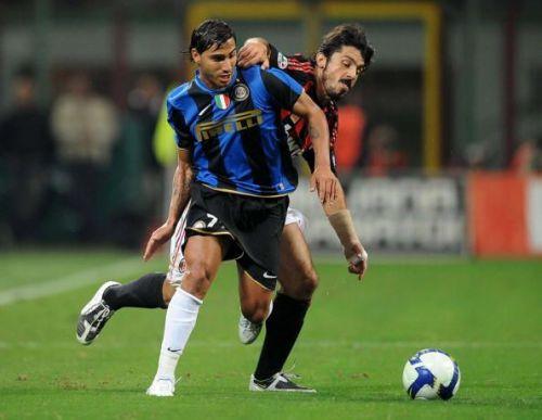AC Milan v Inter Milan - Serie A