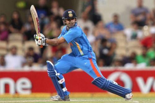 India v Sri Lanka - Tri-Series Game 5